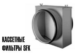 Кассетные фильтры SFK